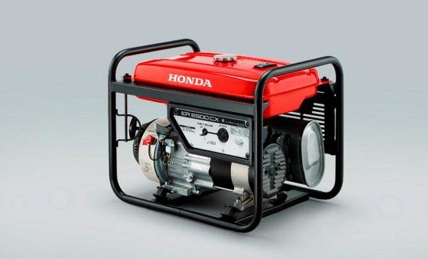 La división de productos de fuerza de Honda Motor de Argentina fortalece su oferta de productos y renueva su logo.