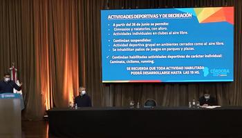 Nuevas restricciones por Covid en Córdoba: qué actividades vuelven y cómo siguen las clases