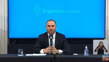 Retenciones: el anuncio completo de Martín Guzmán