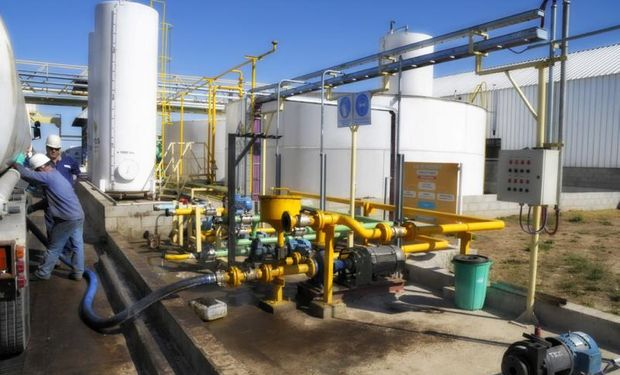 El gobierno redujo las retenciones al biodiesel por la caída en el precio del biodiesel. Foto: Valor Soja