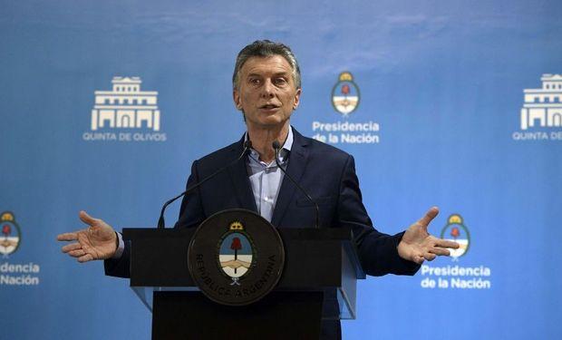 Macri ratificó su postura sobre las retenciones.