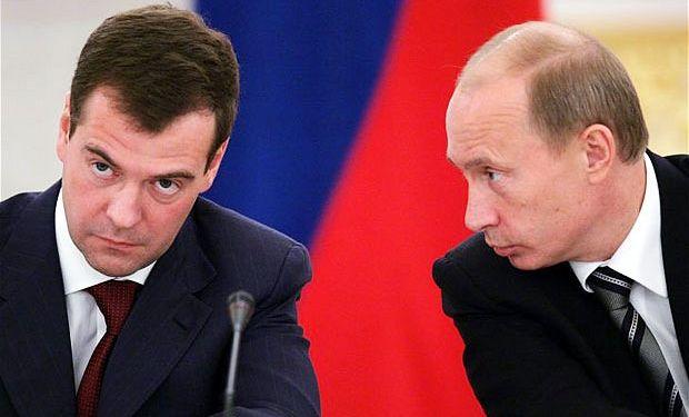 """Es para """"tener una reserva suficiente que garantice la seguridad alimenticia en el territorio"""" ruso, afirmó el Primer ministro Dmitri Medvédev."""
