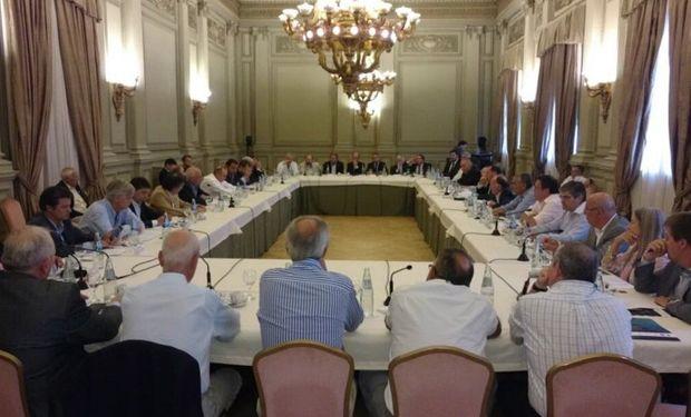 Representantes de las seis Cámaras Arbitrales del país participaron de la 87° Reunión Intercámaras.