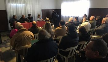 Inundaciones: piden que la Mesa de Enlace convoque a una asamblea nacional