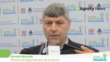 Buryaile: de la emergencia agropecuaria a las retenciones en soja