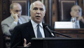 """""""Las sentencias se tienen que cumplir, en la Argentina y en todos lados"""""""