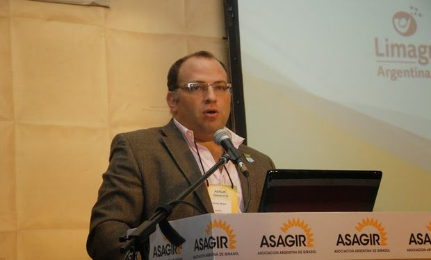 Ricardo Negri (h), de Aacrea.