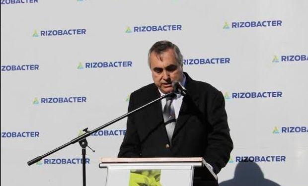 Ricardo Yapur, CEO de Rizobacter.