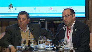 El blooper de Alfredo De Angeli: confundió al secretario de Agricultura con Ricky Martin