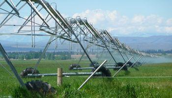 Frente a un clima variable, el riego maximiza los rindes agrícolas