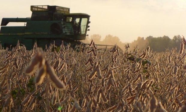 """Datos del """"Pro Farmer Midwest Crop Tour""""."""