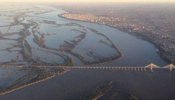 El Paraná se encuentra en niveles que no se veían hace 10 años: qué indica el pronóstico