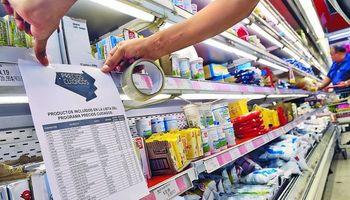 Los Precios Cuidados no reactivaron el consumo