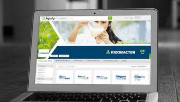 A un clic del productor: Rizobacter lanza su sucursal de ventas online