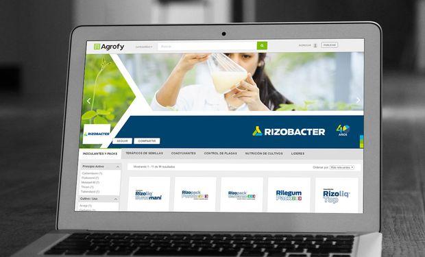"""""""Lo que va a ofrecer esta alianza con Agrofy es estar ahí, a un clic del productor""""., expresó el gerente de Marketing."""