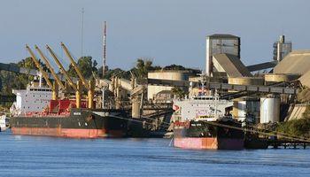 Timbúes: cierran los puertos y prohíben el ingreso de camiones