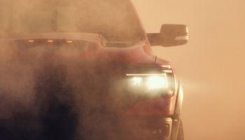Lanzan una pickup de 702 caballos de fuerza que acelera de 0 a 100 kmh en 4,5 segundos