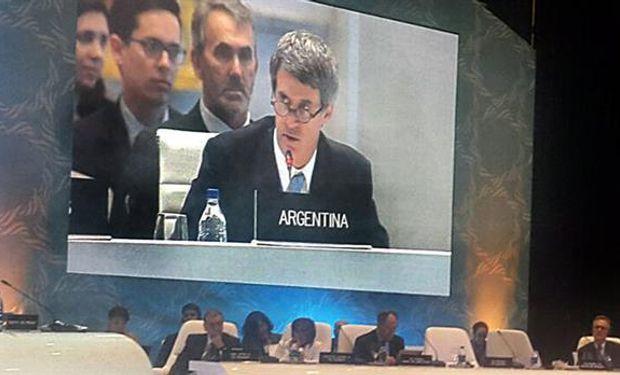Argentina llegó a un acuerdo con el 80% de los bonistas y espera a la Corte.