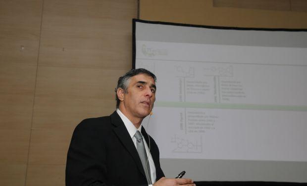 Ing. Agr. Roberto Peralta.