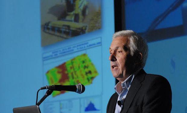 César Fernández-Quintanilla, investigador del Instituto de Ciencias Agrarias (CSIC) de España.