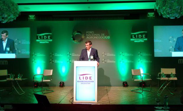 Rodolfo De Felipe, Presidente de LIDE Argentina.
