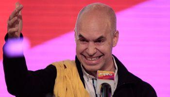 Con una diferencia ajustada Rodríguez Larreta ganó el ballottage
