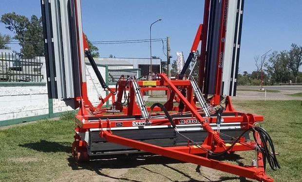 Rolo triturador M-7500/75