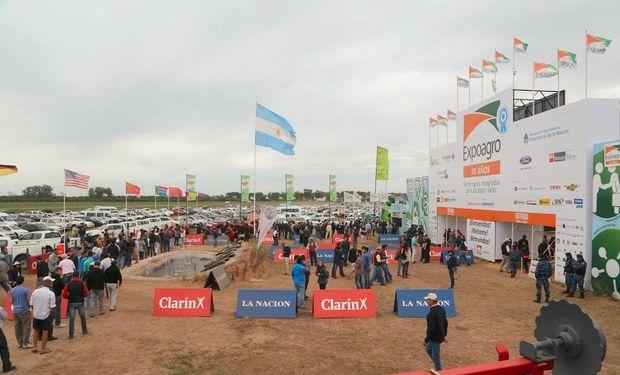 Empresas locales ya pueden anotarse en la primera Ronda de Negocios. Foto: Expoagro.