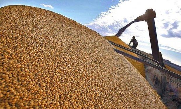 Arribó a Rosario el Primer Lote de soja de la nueva campaña.