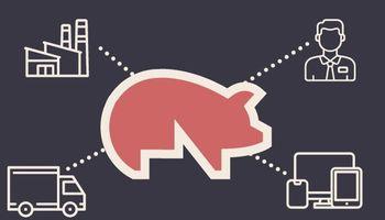 Se viene Rosporc, el mercado digital porcino