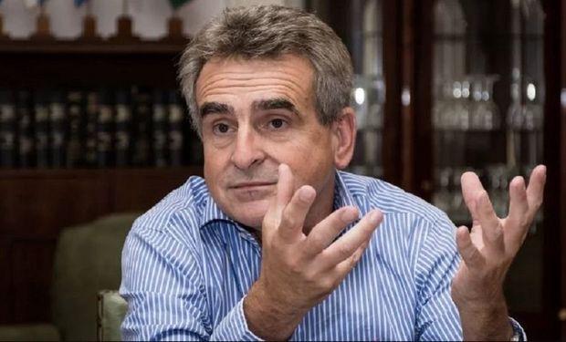 """""""No aprenden"""": Agustín Rossi recordó el conflicto de 2008 con el campo"""