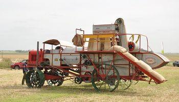 KWS y CLAAS rememoraron los inicios de la agricultura
