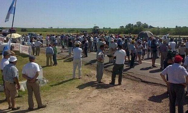 Ruralistas se movilizan por la crisis triguera
