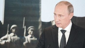 """Para evitar una """"segunda Guerra Fría"""", Putin ofrece un plan de paz a Ucrania"""