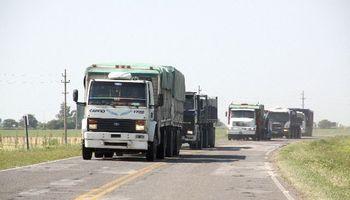 El costo del transporte de carga aumentó un 38 % en lo que va del año