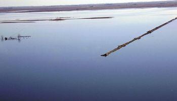La provincia de Buenos Aires recibirá agua de La Picasa para drenar la ruta 7