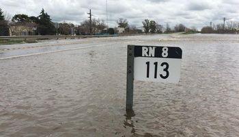 Inundaciones, cada vez peor: 10.000 afectados y más lluvias