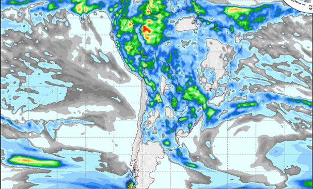 Se recuperan las reservas y hay expectativa por conocer las potenciales lluvias del fin de semana