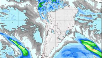Pronóstico del tiempo: qué zonas se espera que alcance el nuevo frente de lluvias