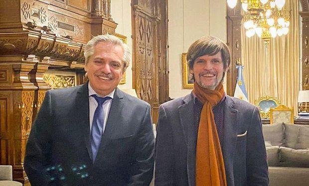 El Gobierno oficializó a Sabino Vaca Narvaja como embajador en China