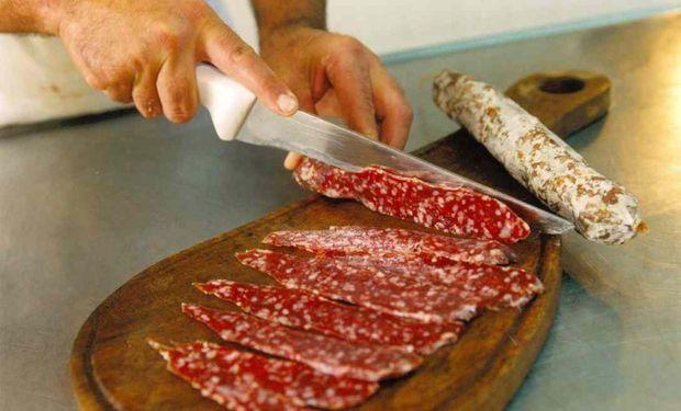 El Salame Típico de Colonia Caroya se encuentra entre los productos con Indicación geográfica registrada.