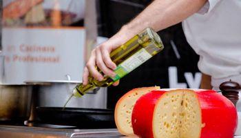 Para conocer y aprender a degustar los mejores quesos del país