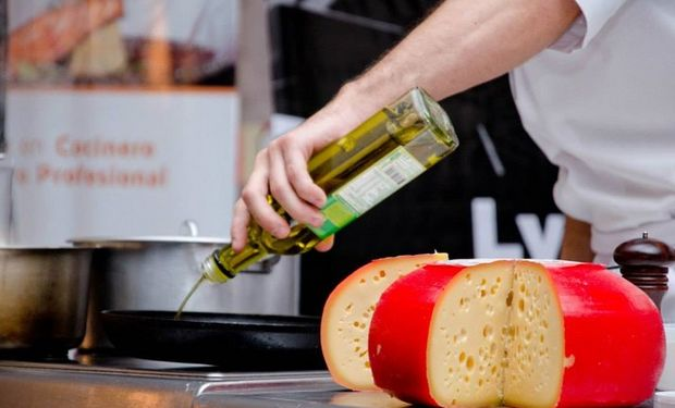 Se presentarán al público, a la prensa especializada y a empresarios gastronómicos los mejores quesos del país.