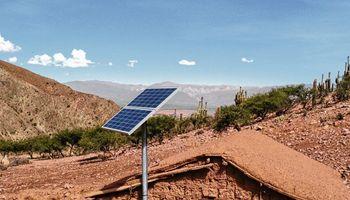 Se entregarán más de 6 mil kits solares a hogares rurales en cuatro provincias