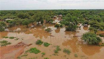 Salta: por el desborde de ríos declaran la emergencia agropecuaria