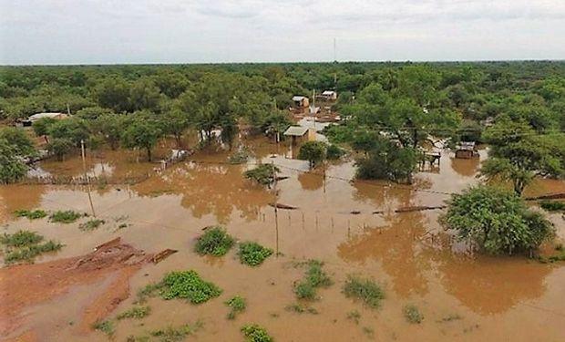 El desborde de los ríos Pilcomayo, Bermejo y Teuco puso en alerta a la población salteña.
