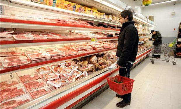 """""""La inflación es culpa de la intermediación de los supermercados"""", advirtió el empresario de la carne."""