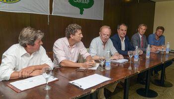 Sammartino se reunió con productores lecheros de la provincia de Buenos Aires
