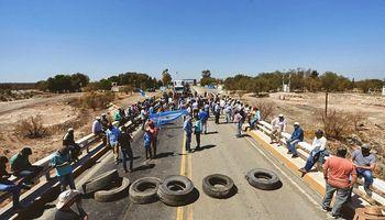 San Luis: la Justicia Federal de Mendoza ordenó la liberación de la ruta 7
