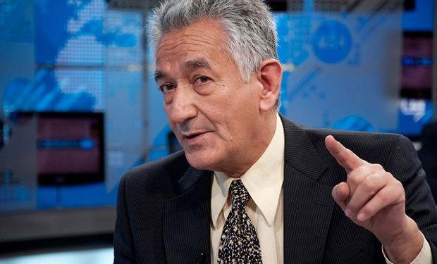 El gobernador de San Luis, Alberto Rodríguez Saá.